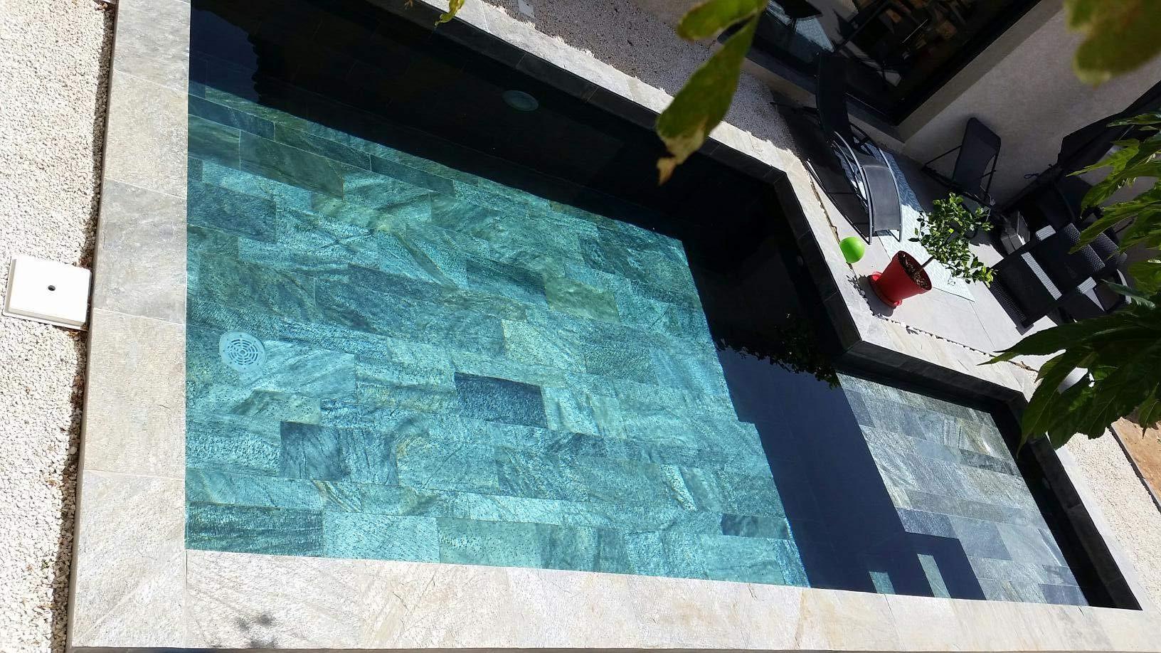 Natte Drainante Sous Carrelage Extérieur faq piscines en pierre naturelle